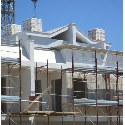 costruzione di civile abitazione - ville a schiera