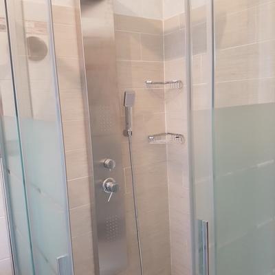 Sostituzione da doccia a doccia