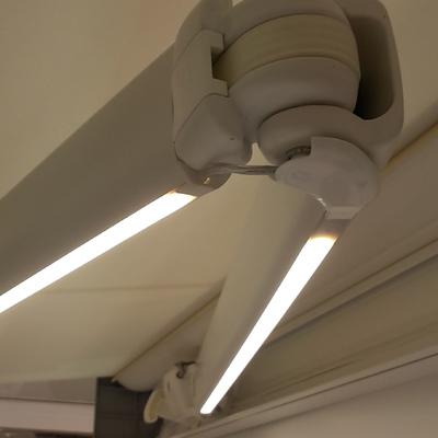 Tende abraccio a LED