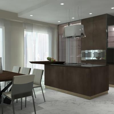 Cucina_Penthouse