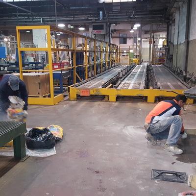 Manutenzione edifici aziendali