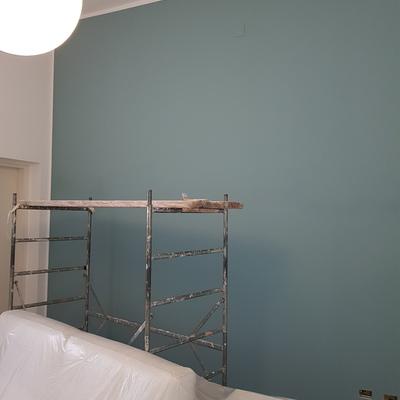 Pitturazione Contro parete