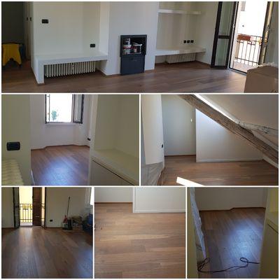 Pulizia post ristrutturazione apartamento