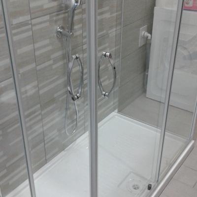 Box doccia e Vasca