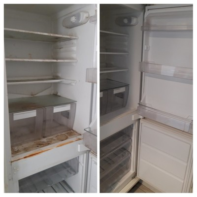 Sanificazione frigorifero