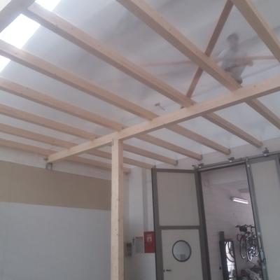 realizzazione soppalco in legno