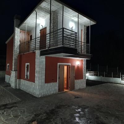 Ristrutturazione villa Roccaraso