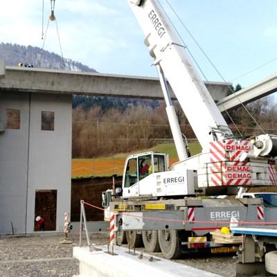 Capannone industriale_Solto Collina (BG)