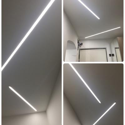 Tagli luce led a soffitto