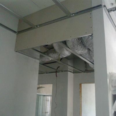 Impianto aria canalizzato