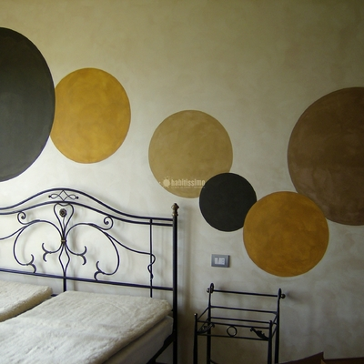 Imbianchini, Decoratori, Materiali Pittura