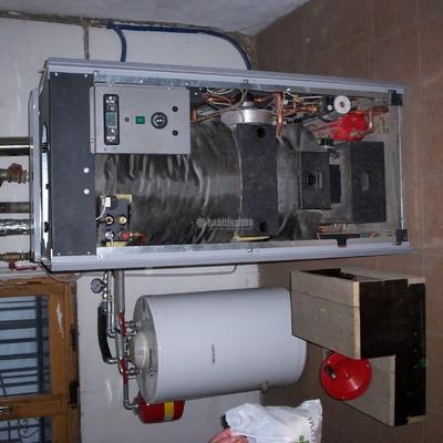Riscaldamento, pannelli solare termici, Lattoneria