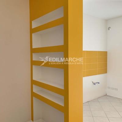 ristrutturazione appartamento a Macerata