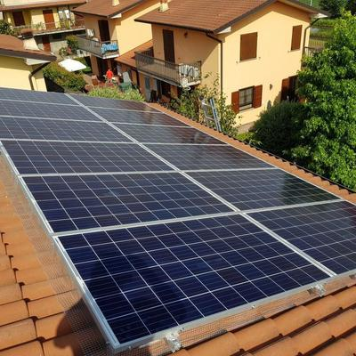 CASALPUSTERLENGO (LO) 3,8 kWp tetto inclinato