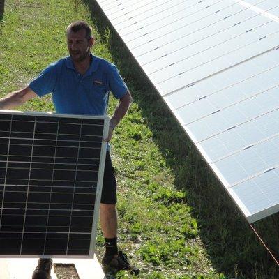 Fabio - Centrale Elettrica Fotovoltaica
