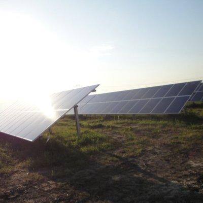 centrale fotovoltaico