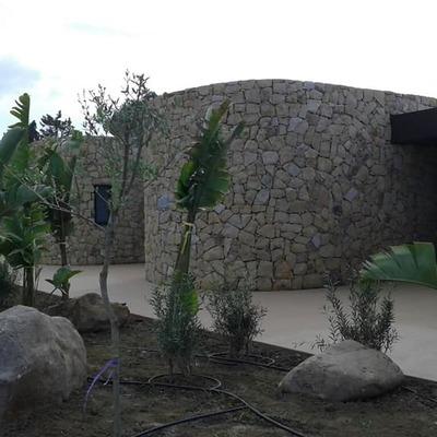 Rivestimento in pietra naturale