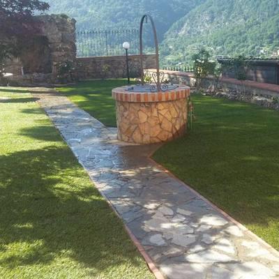 Ripristino giardino