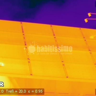 Geometri, Risparmio Energetico, perizie termografiche