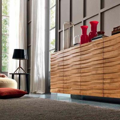 Madia moderna in legno