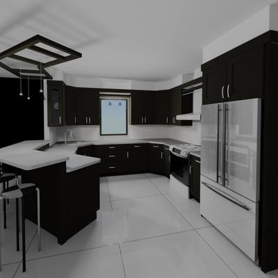 Render Cucina