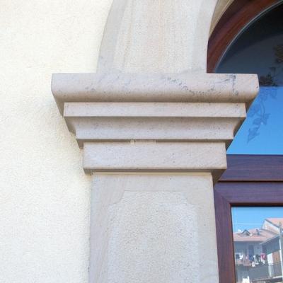 Marmisti, portali, Caminetti