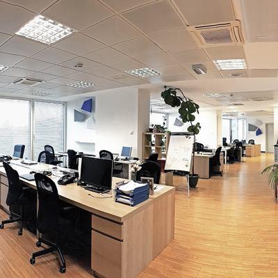 Uffici BluCrm - World Join Center Milano