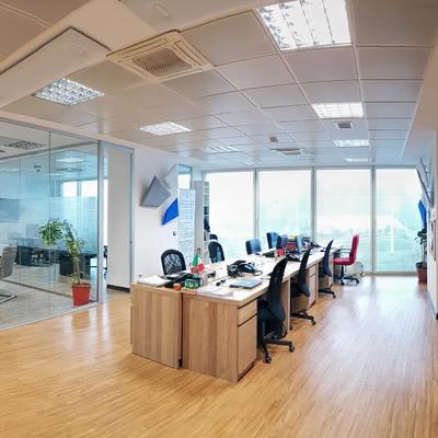 Uffici BluCrm - World Join Centre Milano