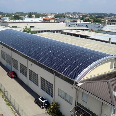 50 kWp Sunpower E 20