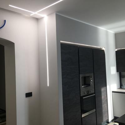 Illuminazione a led a parete