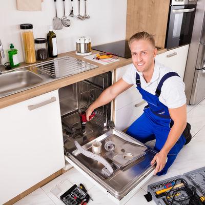 Riparazione lavastoviglie