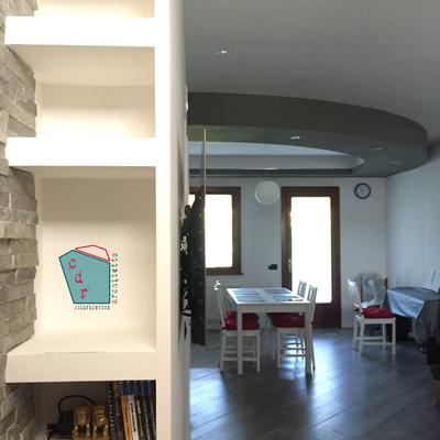Zona giorno _ casa MM