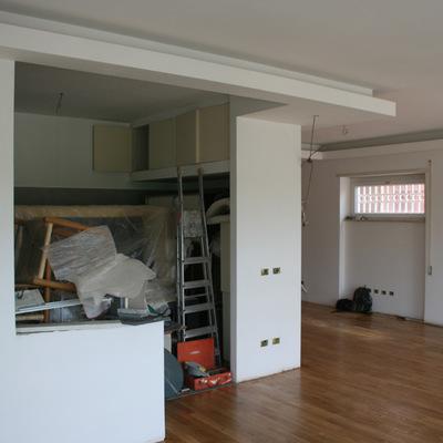 Ristrutturazione d'interni di un appartamento a Tor de'Cenci