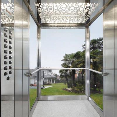 Home Lift installato in una villa nei pressi di Barcellona
