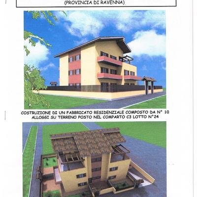 Progettazione di 10 alloggi residenziali in Castel Bolognese (RA)
