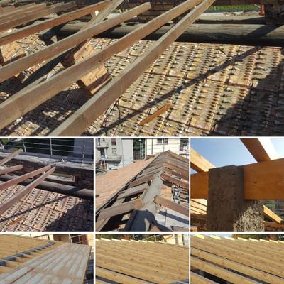 Rifacimento tetto Luisago (CO)