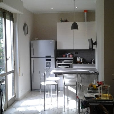 Ristrutturazione d'interni di un appartamento a Bravetta