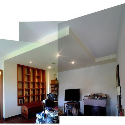Ristrutturazione d'interni di un appartamento a Casal Brunori