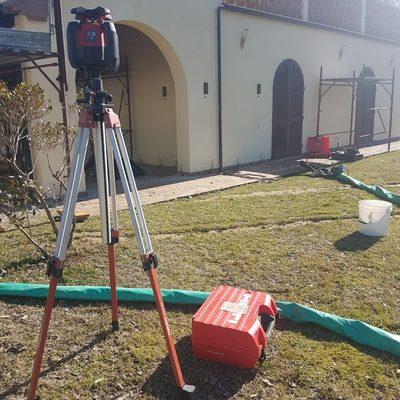 Monitoraggio Laser