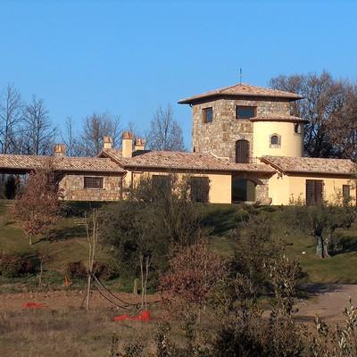Abitazione privata in provincia di Viterbo