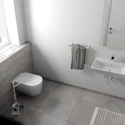WC sospesi