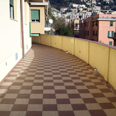 AC Hotel, Genova (GE) - terrazzo