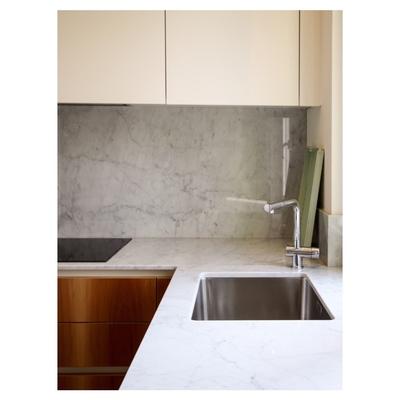 casa m - 2015, cucina dettaglio