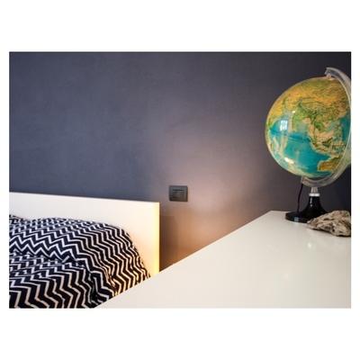 casa m - 2015, camera da letto