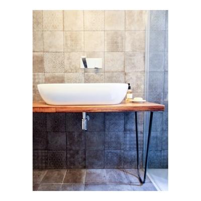 casa m - 2015, bagno lavabo
