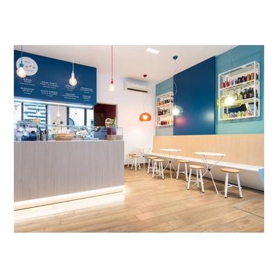 itaco bar - 2016, bancone e tavolini