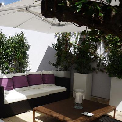 Allestimento terrazzo - Tivoli