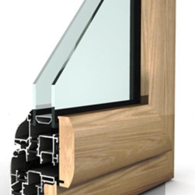 alluminio legno taglio termico
