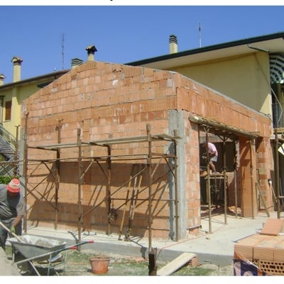 Prezzo per la categoria ampliare casa habitissimo for Casa con appartamento seminterrato