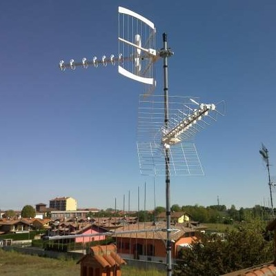 Antenna fracarro